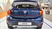 2017 Dacia Sandero rear at 2016 Bologna Motor Show