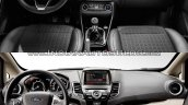 2017 Ford Fiesta vs 2013 Ford Fiesta interior Old vs New