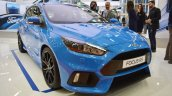 2017 Ford Focus RS front three quarters right side at 2016 Bologna Motor Show