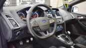 2017 Ford Focus RS interior at 2016 Bologna Motor Show