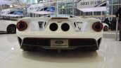 2017 Ford GT rear at 2016 Bologna Motor Show