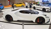 2017 Ford GT right side at 2016 Bologna Motor Show