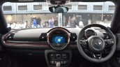 2017 MINI Clubman Cooper S dashboard