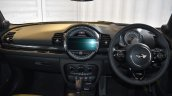 2017 MINI Clubman Cooper S with options dashboard