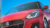 2017 Maruti Suzuki Swift cover brochure leak