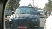 2017 Maruti Swift Dzire front spied up close