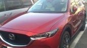 2017 Mazda CX-5 front three quarters left side third image