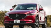 2017 Mazda CX-5 front three quarters left side
