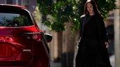2017 Mazda CX-5 rear fascia