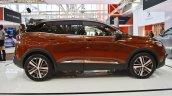 2017 Peugeot 3008 at profile 2016 Bologna Motor Show
