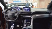 2017 Peugeot 3008 interior dashboard at 2016 Bologna Motor Show