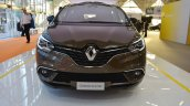 2017 Renault Grand Scenic front at 2016 Bologna Motor Show