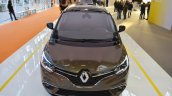 2017 Renault Grand Scenic front elevated view at 2016 Bologna Motor Show