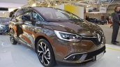 2017 Renault Grand Scenic front three quarters at 2016 Bologna Motor Show