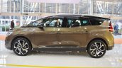 2017 Renault Grand Scenic profile at 2016 Bologna Motor Show