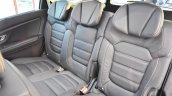 2017 Renault Grand Scenic rear seats at 2016 Bologna Motor Show