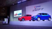 2017 Suzuki Swift launch image