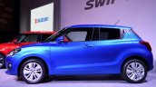 2017 Suzuki Swift profile launch event