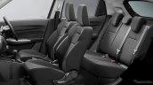 2017 Suzuki Swift seats