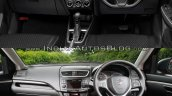 2017 Suzuki Swift vs 2010 Suzuki Swift interior Old vs New
