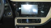2017 Toyota Corolla (facelift) center console in Oman