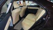 2017 Toyota Corolla (facelift) rear cabin in Oman