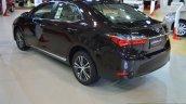 2017 Toyota Corolla (facelift) rear three quarter in Oman