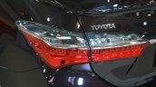 2017 Toyota Corolla (facelift) taillamp in Oman