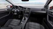 2017 VW Golf GTI (facelift) interior
