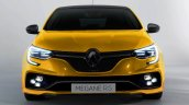 2018 Renault Megane RS front studio image rendering second image