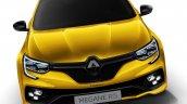 2018 Renault Megane RS front studio image rendering