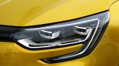 2018 Renault Megane RS headlamp rendering