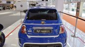 Abarth 695 Biposto YFR special edition rear at 2016 Bologna Auto Show