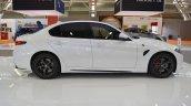 Alfa Romeo Giulia Veloce profile at 2016 Bologna Motor Show