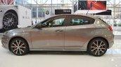 Alfa Romeo Giulietta Veloce at profile 2016 Bologna Motor Show