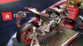 Aprilia RSV4 RF rear three quarter at Thai Motor Expo