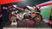 Aprilia RSV4 RF side at Thai Motor Expo