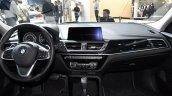 BMW 1 Series Sedan dashboard