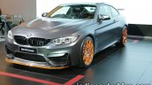 BMW M4 GTS Coupe at front three quarters 2016 Thai Motor Expo