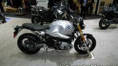 BMW R nine T side at Thai Motor Expo