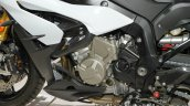 BMW S1000XR engine at Thai Motor Expo