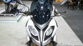 BMW S1000XR front face at Thai Motor Expo