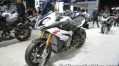 BMW S1000XR front three quarter at Thai Motor Expo