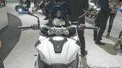 BMW S1000XR handlebar at Thai Motor Expo