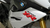 BMW S1000XR side fairing at Thai Motor Expo