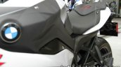 BMW S1000XR side logo at Thai Motor Expo