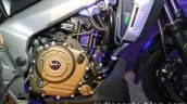 Bajaj Dominar 400 live engine