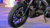 Bajaj Dominar 400 live front wheel