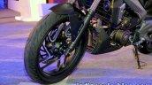 Bajaj Dominar 400 live front wheel