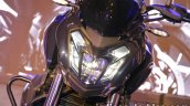 Bajaj Dominar 400 live headlamp